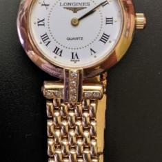 Ceas de dama din aur LONGINES, Mecanic-Manual, Analog