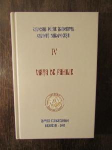 CUVIOSUL PAISIE AGHIORITUL - VIATA DE FAMILIE volumul 4