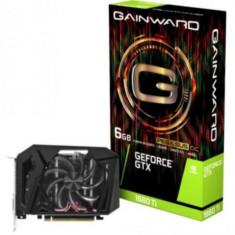 Placa video Gainward GeForce GTX 1660 Ti Pegasus OC, 6GB, DDR6, 192-bit