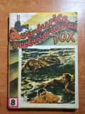 Carte pentru copii anii '90 -aventurile submarinului dox,nr 8