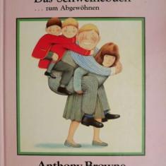Das Schweinebuch zum Abgewohnen – Anthony Browne