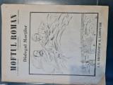 MOFTUL ROMAN - I.L. CARAGIALE...dialogul mortilor an 1901 , 8 pagini