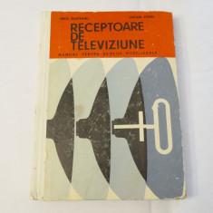 Carte Receptoare de televiziune manual pentru scolile postliceale