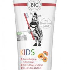 Pasta de dinti BIO pentru copii, 75 ml Lavera