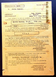 Document postal rar.Danubiana Transport Company New York For Romania 1947.
