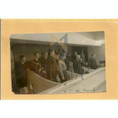 CARTE POSTALA, REGELE MIHAI, [ probabil in jud. Gorj ]