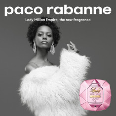 Paco Rabanne Lady Million Empire Set (EDP 80ml + BL 100ml) pentru Femei