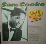 VINIL Sam Cooke – What A Wonderful World - EX -
