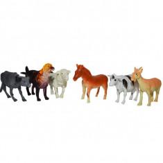 Figurine animale domestice, 6 buc/ set