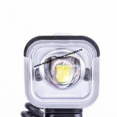 B20 Lanterna bicicletă cu alimentare de la sursa reincarcabila