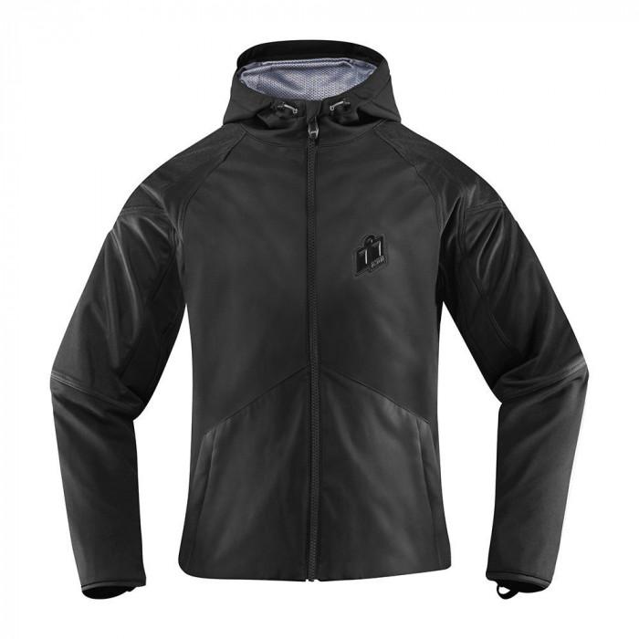 Geaca moto textil Dame Icon Merc Stealth culoare Negru, marime 3XL Cod Produs: MX_NEW 28220938PE