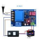 Modul XH-M602 incarcare protectie baterie / acumulator li-ion 3,7 - 120V (d.037)