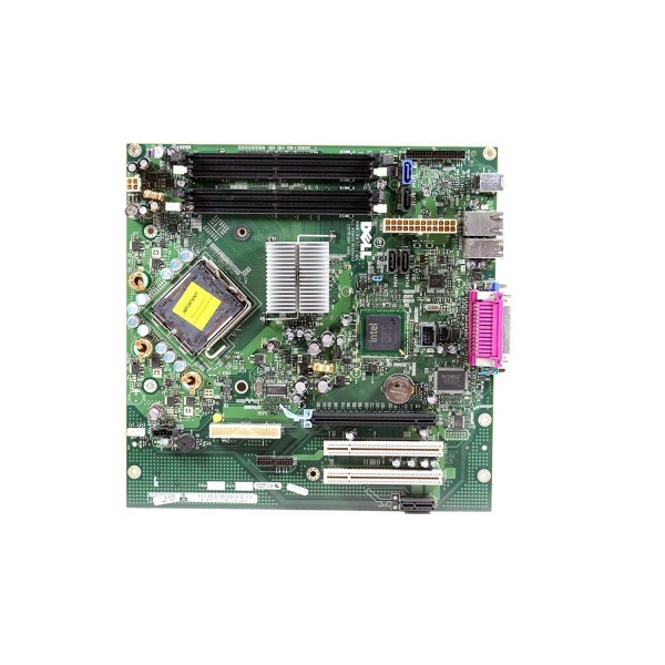 ?KIT PLACA DE BAZA DELL OPTIPLEX 745 TOWER ? ?SOCKET 775 ? E6300 1.86 GHZ??