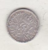bnk mnd Romania 50 bani 1910 Hamburg argint