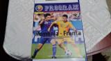 program         Romania  -  Franta
