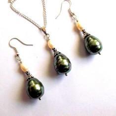 Set perle naturale 34021