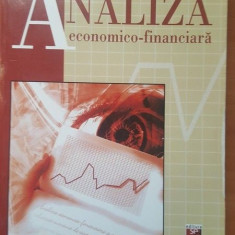 Analiza economico-financiara - Gabriela Ciurariu