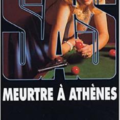 Gerard de Villiers - SAS - Meurtres a Athenes