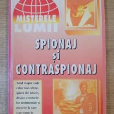 SPIONAJ SI CONTRASPIONAJ , 2001