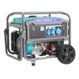 Cumpara ieftin Generator de benzina Blade Industrial, 6000 W, 25 l, 15 CP, 420 CC, motor 4 timpi