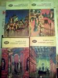 Bpt 481/82/83/84 eugene sue, misterele parisului vol 1,2,3,4 + CADOU
