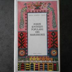 PETRE LENGHEL IZANU - POEZII SI POVESTI POPULARE DIN MARAMURES