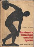 Anatomia, fiziologia si igiena omului - I. Mihailescu / manual clasa a 7a/ 1967