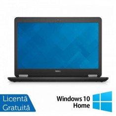 Laptop DELL Latitude E7450, Intel Core i5-5300U 2.30 GHz, 8GB DDR3, 240GB SSD, 14 Inch + Windows 10 Home