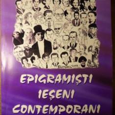 EPIGRAMISTI IESENI CONTEMPORANI - COLECTIV