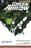 Green Arrow Vol. 5: The Outsiders War (The New 52) - Jeff Lemire