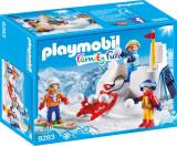 Cumpara ieftin BATAIE CU ZAPADA, Playmobil