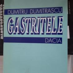 Gastritele -  Dumitru Dumitrascu , STARE FOARTE BUNA .