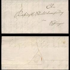Germany 1806 Postal History Rare Pre Cancel Cover D.200