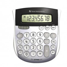 Calculator de birou Texas Instruments TI-1795 SV 8 cifre