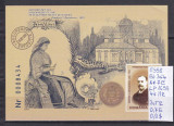2005 D.C. Butculescu - 160 ani de la nastere Bl.364 LP1699 MNH