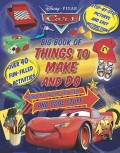 Disney Pixar Cars Big Book of Things to Make and Do