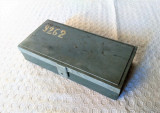 Cutie veche material didactic anii 70, cutie veche plastic perioada comunista