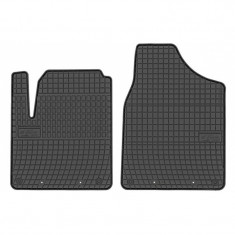 Set Covorase Auto Cauciuc Negro Seat Alhambra 1 1996-2010 2 Locuri Cod: 0311P