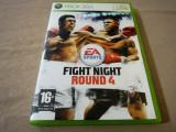 fight Night Round 4, Xbox 360, original, alte sute de titluri
