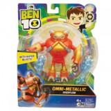 Figurina Ben 10 Metallic Overflow 12cm