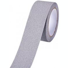 Banda adeziva antialunecare gri 5cm X 5m AF-160720-9