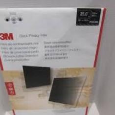 Filtru confidentialitate monitor 23` 3M black privacy filter, PF230W9B, sigilate