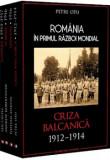 Set Romania in primul razboi mondial (4 carti)/Petre Otu