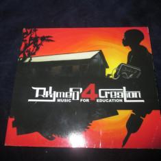 Various - Rhymes 4 Creation _ cd,compilatie _ KMA ( Germania , 2010 )