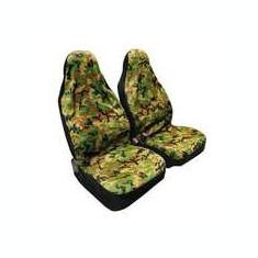 Huse scaun fata Camouflage 2buc ManiaMall Cars