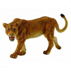 Figurina Leoaica Collecta, 11 x 5 cm, 3 ani +