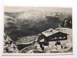 "CABANA C.G.M. ""CARAIMAN"" - MUNTII BUCEGI - ANII 1950"