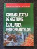 CONTABILITATEA DE GESTIUNE SI EVALUAREA PERFORMANTELOR - Dumitru, Ioanas