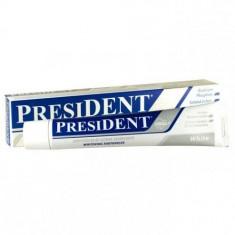 Pasta de dinti PresiDent White albire naturala 75ml