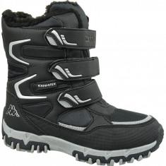Pantofi de iarna Kappa Great Tex Boot 260558T-1115 pentru Copii